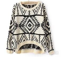 east knitting sleeve oversized sweaters for aztec