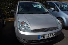 used ford fiesta finesse manual cars for sale motors co uk