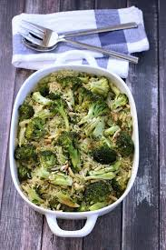 rice pilaf with roasted broccoli green valley kitchen