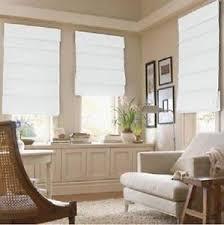 Roman Shade With Curtains Roman Shades Ebay