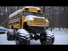 bus monster truck videos ha monster bus misc cool pics videos pinterest monsters