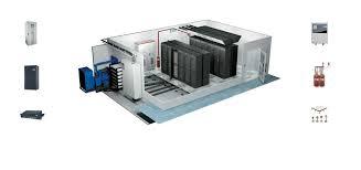 efficient server room design data center construction