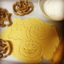 3d printed halloween cookie cutter by omochi pooh pinshape