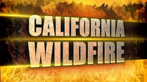 Wildfire Jumps California Freeway Torches Cars by If You Fly We Can U0027t U201d Drones Ground Helicopters Fighting