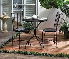 Steel Patio Set Homes And Garden Daily Garden Information