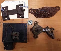 Antique Door Hardware Heaths Old Wares Collectables Industrial Antiques Burringbar Nsw