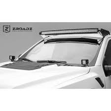 Light Rack Zroadz Z335662 Kit F 150 Raptor 52