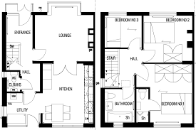 edwardian house renovation proposed plan house plans 65562