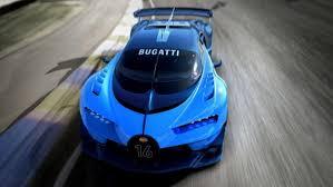 future bugatti bugatti vision gran turismo unveiled in frankfurt freshness mag