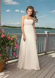 beach wedding dress uk ideal weddings