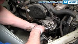 lexus rx330 knock sensor location how to install replace crankshaft position sensor toyota camry 3 0