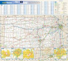 Topeka Zip Code Map by Mapsherpa Globe Turner