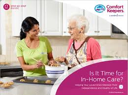 Comfort Keepers In Home Care Home Care Assistance Spartanburg Sc