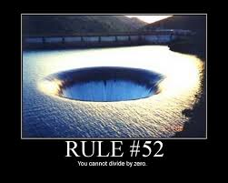 Divide By Zero Meme - crunchyroll forum anime motivational posters page 647