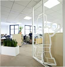 deco bureau entreprise open space lego by cléram style work design bureau