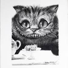 the cheshire cat from tim burton u0027s alice in wonderland with