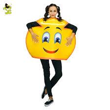 emoji costume sweet smiling angel emoji costume sponge clothes fancy dress
