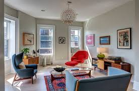 Red Chairs To Add Accent To Your Living Room Home Design Lover - Accent living room chair