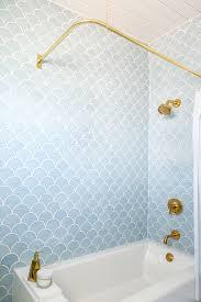 Choosing A Bath Tub Big Enough To Soak In I Change My Kohler Master Bathroom Reveal Emily Henderson
