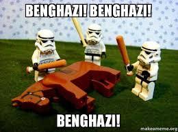 Benghazi Meme - benghazi benghazi benghazi flogging a dead horse make a meme