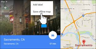 android offline maps how to use offline maps on android or iphone tips general