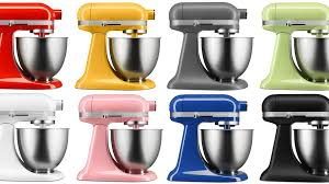 kitchenaid mixer colors kitchenaid mixers on sale at best buy macy s and more on cyber monday