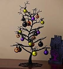 Halloween Decorations In Trees by I Would Love To Do This We Had A Little Easter Tree When I Was