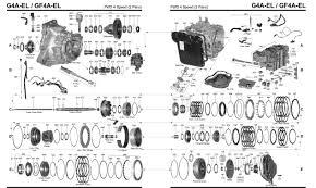 subaru cvt diagram automatic transmission line drawings
