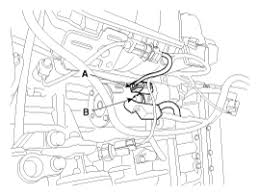 kia rio starter removal starting system engine electrical
