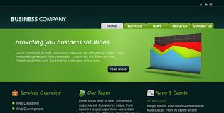 business company html template by rjoshicool themeforest