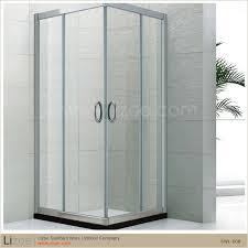 Shower Sliding Door A Square Sliding Door Of Shower Enclosure Swl 008 L1800 1300 W800