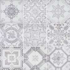 vintage greys floor tile