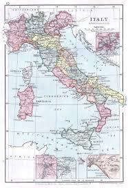 italy photo album italy map lincoln st album 1899 philatelic database