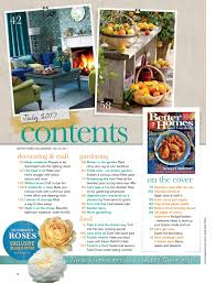 cheap free to better homes and gardens magazine with garden toc