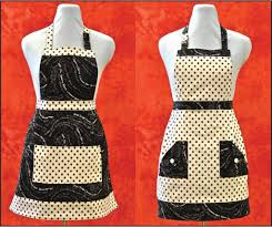 sewing an adorable children u0027s apron for your little helper