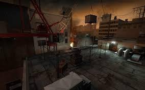 L4d2 Maps The Crane Left 4 Dead Wiki Fandom Powered By Wikia