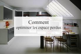 optimiser espace cuisine comment bien optimiser l espace chez soi maginea
