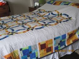 Double Wedding Ring Quilt by Double Wedding Ring Quilt Louisa Enright U0027s Blog
