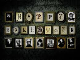 Halloween Window Monsters by My Free Wallpapers Movies Wallpaper Classic Monsters Happy