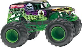 monster truck grave digger clipart clipartxtras