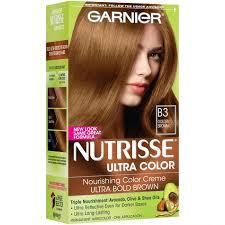 hair cl nutrisse ultra color b3 golden brown