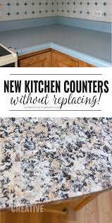 how to update kitchen cabinets without replacing them how to update kitchen counters without replacing them