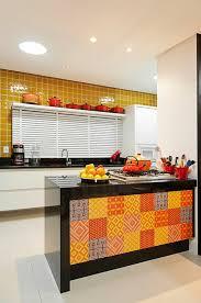 cuisine orange et noir cuisine photos cuisine et noir photos cuisine in