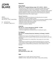 Sample Resume For Employment by Resume Samples U0026 Examples Velvet Jobs