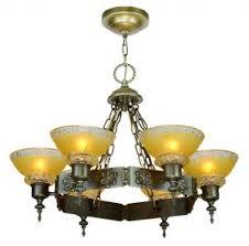 antique 1920 ceiling light fixtures vintage hardware lighting restored original antique lights