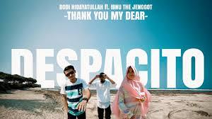 download mp3 despacito versi islam despacito muslim version thank you my dear cover by dodi