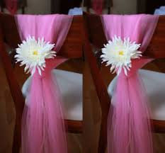 Sashes For Sale Discount Tulle For Chair Sashes 2017 Tulle For Chair Sashes On