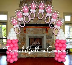 baby shower decoration ideas baby shower balloon decorations ideas 708 baby shower