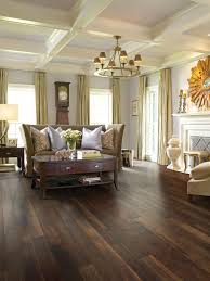 wood flooring in the basement hgtv