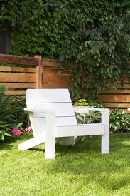 Modern Furniture Knockoff by New White Outdoor Chairs